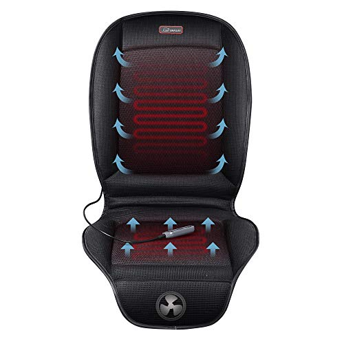 Seat Cushion With 3 Levels Cooling and 2 Levels Heating SL26A8 Cool and Heating...