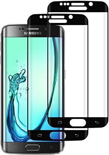Protector de pantalla para iPhone 8 Plus, [compatible con fundas], cristal templado [marco de alineación fácil de instalar]