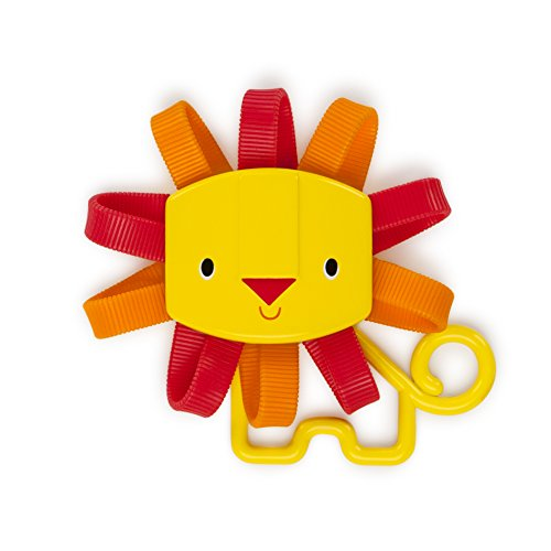 Learn More About O Ball Roar-O-Rattle Toy
