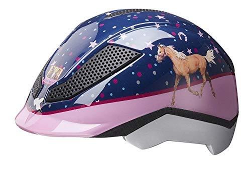 KED Pina Helm Kinder Pferdefreunde Kopfumfang S | 50-53cm 2021 Fahrradhelm