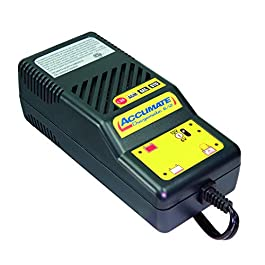 Accumate 6v/12v Battery Charger by TecMate