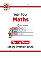 New KS2 Maths Daily Practice Book: Year 4 - Spring Term