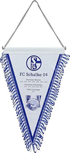 FC Schalke 04 Wimpel Titel klein