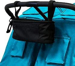 ZOE Best Universal Stroller Parent Organizer Console (Black)