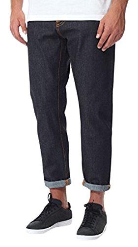Nudie Jeans Brute Knut, Jeans Unisex Adulto, Blu (Dry Navy Comfort), L30/W33