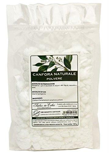 Canfora naturale polvere 100g