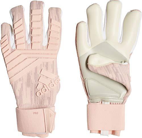 adidas Erwachsene Predator Pro Torwarthandschuhe, Clear Orange/Trace Pink, 10