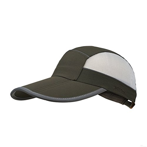AIEOE Men Flat Top Cadet Army Hat Twill Military Style Army Cap
