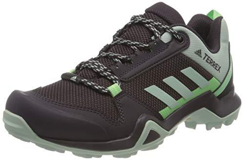adidas Terrex AX3 W, Zapatillas de Hiking Mujer, PURNOB/MATVER/MENGLO, 44 2/3 EU