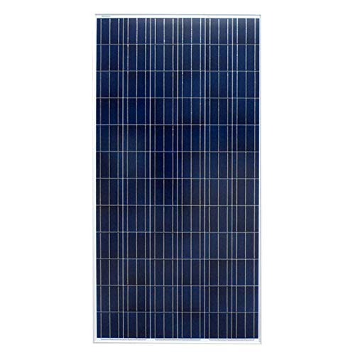 YILANJUN 300W Polycrystalline Solar Panel, Fishing Boat Household, Charging 24V Photovoltaic Panel, Distributed Photovoltaic Power Generation Module