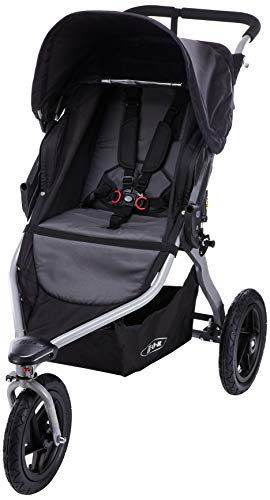 BOB Rambler Jogging Stroller, Black [Old Version]