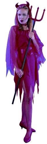 Rio - 1803 - Déguisement - Costume Adulte Femme Diablesse