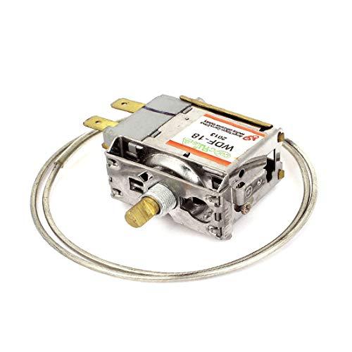 New Lon0167 WDF-18 3 Vorgestellt Pin 20-Zoll-Metallkabel Gefrierfach zuverlässige Wirksamkeit Kühlschrank Kühlschrank Thermostat(id:cd0 1d 4c 699)