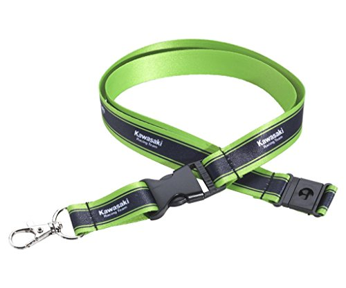 Preisvergleich Produktbild Kawasaki Racing Team ! SBK Replica LANYARD ! Schlüsselband Key Chain ORIGINAL schwarz grün