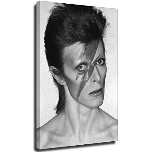 David Bowie Camera da letto Stampa su tela immagini parete camera da letto bagno cucina ingresso...