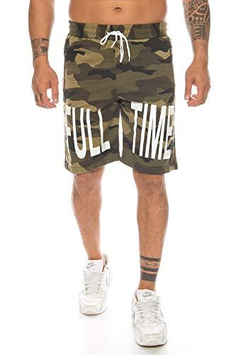 Raff & Taff Sweat Shorts zomerbroek korte broek Zipper voordelige shorts