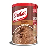 SlimFast Meal Shake, Chocolate Flavour, New Recipe, 50 Servings, Lose Weight and Keep It Off, Packaging May Vary