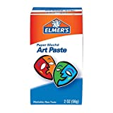 Elmer's Art Paste, Paper Maché, 2 Ounces, 3-Pack (99000)