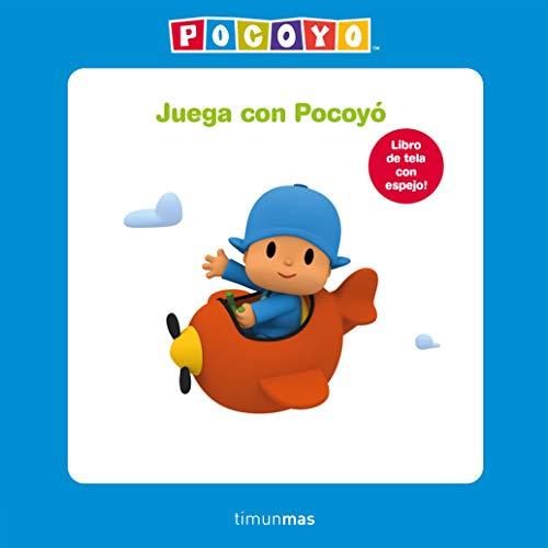Juega con Pocoyó. Libro de tela: Libro de tela con espejo! (Pocoyo)