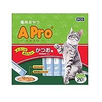 A Pro 猫のおやつ かつお味 14gx20P