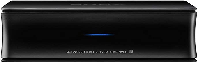 Sony SMP-N200 Streaming Media Player with Wi-Fi - Factory Refurbished