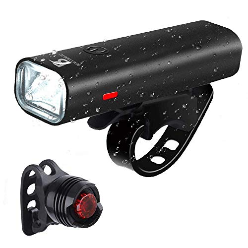 自転車ライト 自転車用ヘッドライト LED usb充電式 4段階点灯モード 防水 2500mAh 400ルーメン 日本語説明書 高輝度 ホルダー付き 懐中電灯兼用 SOS功能あり 夜間乗り安全保障 停電対応 地震対策 防災用