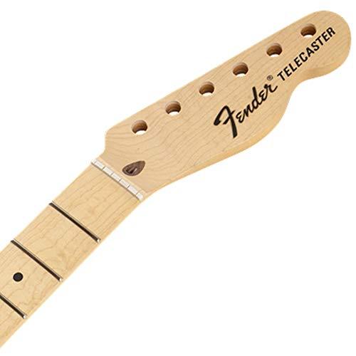 Fender 099-5802-921 USA Telecaster Neck, 22 Jumbo Frets, Maple Fingerboard