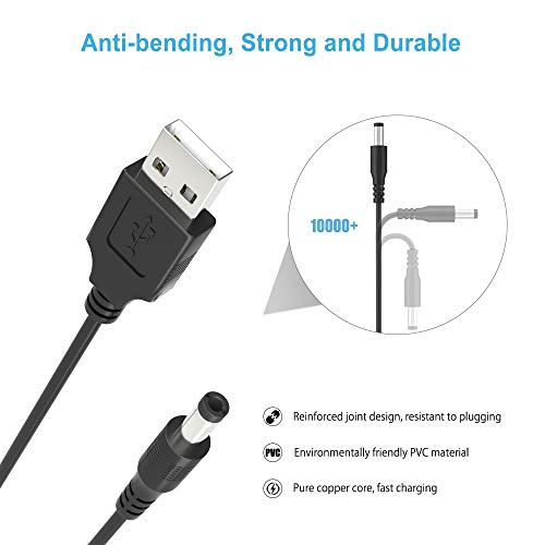 aceyoon YOON-DC-ADAPTER-10SET-CABLE-1M