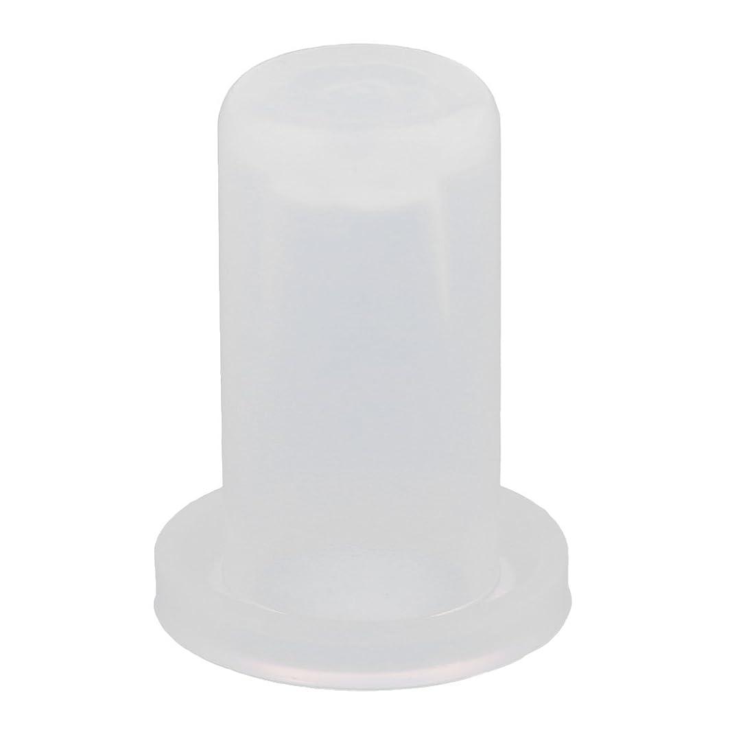 手足続ける組み立てるKesoto リップスティック金型 12.1mmチューブ 口紅チューブ リップクリーム DIY 4タイプ選べ - フラワー
