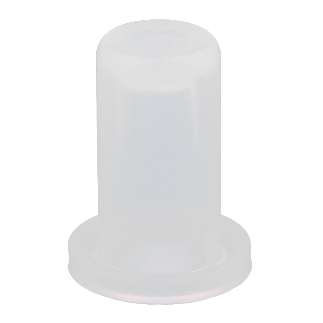 誤ハウジング魔術Kesoto リップスティック金型 12.1mmチューブ 口紅チューブ リップクリーム DIY 4タイプ選べ - フラワー