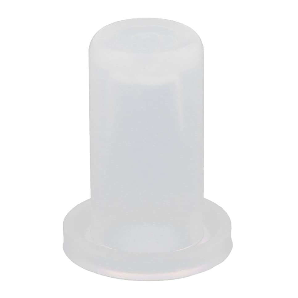 圧力拘束する代わりにを立てるKesoto リップスティック金型 12.1mmチューブ 口紅チューブ リップクリーム DIY 4タイプ選べ - フラワー