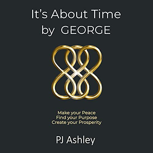 『It's About Time by GEORGE』のカバーアート