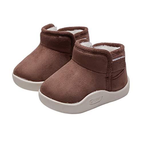 DEBAIJIA Zapatos para Niños 1-4T Bebés Caminata Zapatillas Bebés Malla Transpirables Suela Suave TPR Material Antideslizante Ligero Moda