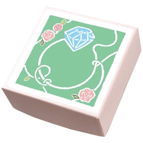 【鈴廣かまぼこ】こ・こ・ろ 赤箱 バラの祝福