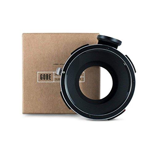 Gobe - Adaptador de Lentes de Montura Pentax 67 para Cuerpo de cámara Canon EOS (EF/EF-S)