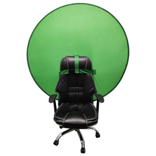 Sfondo Tessuto non tessuto Colore solido Schermo verde Sfondo fotografico Fotografia in studio Puntelli (Single side green)