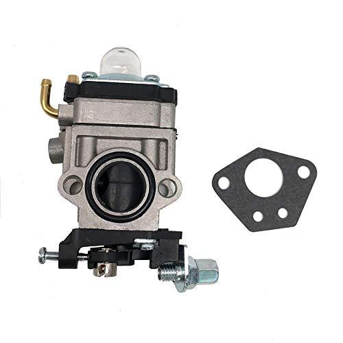 Vergaser mit Dichtung passend für Nemaxx MT52 4in1, MT22 2in1 / Hecht 146 BTS Motorsense Heckenschere Freischneider 3PS 52ccm