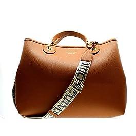 Emporio Armani SHOPPER MY BAG CUIR ECO EFFET CERVO Y3D165 YFO5B Dimensions 37 x 27 x 15 cm