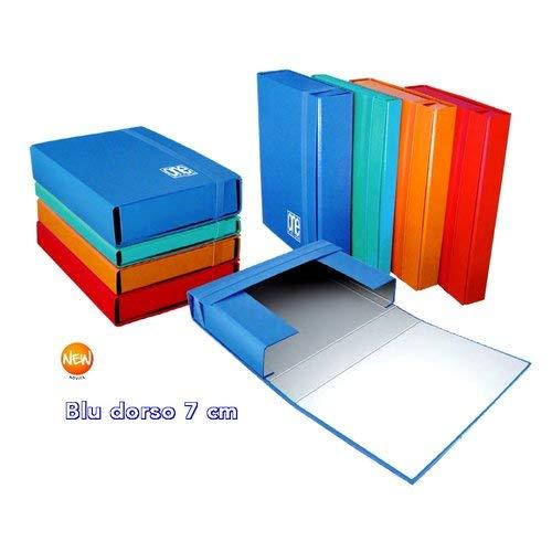 Blasetti One Color Cartone plastificato Blu A4