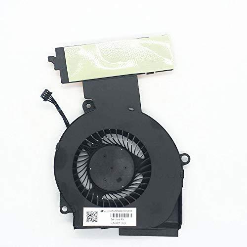 Lee_store Ventilador de refrigeración de CPU de repuesto para HP OMEN 15-DC 15-DC0013TX 15-DC0004TX 15-DC0005TX 15-dc0007TX 15-dc0009TX 15-dc0011TX 15-dc0013tx TPN-Q211 Series G3D-CPU