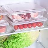 Recipiente Hermetico Recipientes Para Alimentos Recipientes Hermeticos Alimentos 1 * Caja De Almacenamiento Nueva Cocina Caja De Almacenamiento De Plástico Transparente Granos Frijoles Almacenamiento