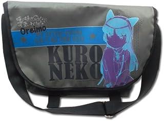 俺の妹がこんなに可愛いわけがない 黒猫 メッセンジャーバッグ ナイロン製 並行輸入品