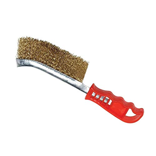 Wire Brush Steel Stainless Steel Light and Heavy Duty Cleaning Rust Remover A superior Quality