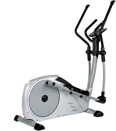 Finnlo Loxon Cross Trainer, Plata/Antracita, 148 x 58 x