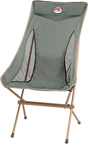 Robens Observer Chaise Pliante pour Adulte Gris 55 x 69 x 100 cm