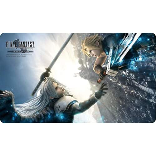 Final Fantasy TCG FFX HD Remastered Tidus & Yuna Playmat [Edizione: Regno Unito]