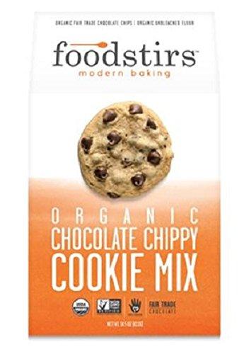 Foodstirs Cookie Mix, Chocolate chip, 14.5 oz