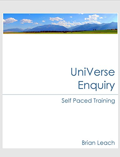 UniVerse Enquiry Self Paced Training (UniVerse Self Paced Training Book 1) (English Edition)