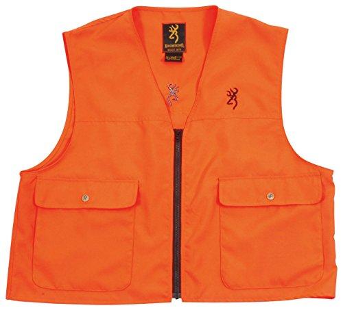 Browning 3051010103, Giubotto di Salvataggio Unisex – Adulto, Arancione, L