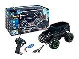 Revell Control- Voiture 4x4 télécommandée Mercedes Classe G à Batterie, 24463, Noir